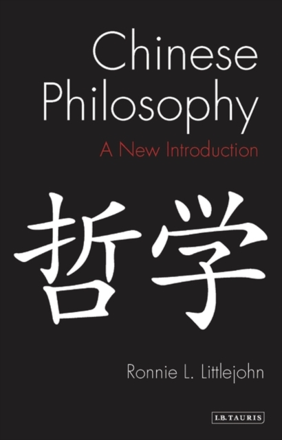 Chinese PhilosophyAn Introduction