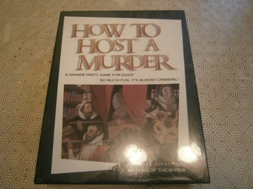 Maiming of the Shrew (How to Host a Murder)