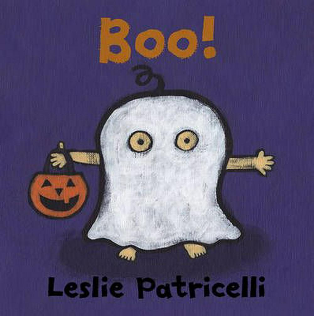 Boo!Leslie Patricelli Board Books by Leslie Patricelli, ISBN: 9780763663209