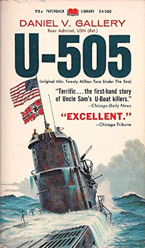U-505 (Original Title: 20 Million Tons Under the Sea)