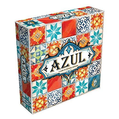 Azul Board Game by Plan B Games, ISBN: 0826956400202