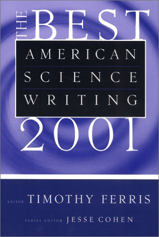 Best American Science Writing by Timothy Ferris, ISBN: 9780066211640