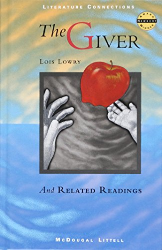 McDougal Littell Literature Connections: The Giver Student Editon Grade 7 1996