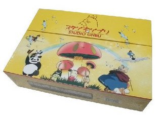 Hayao Miyazaki Studio Ghibli Ultimate Collection 32 Dvds Box Set