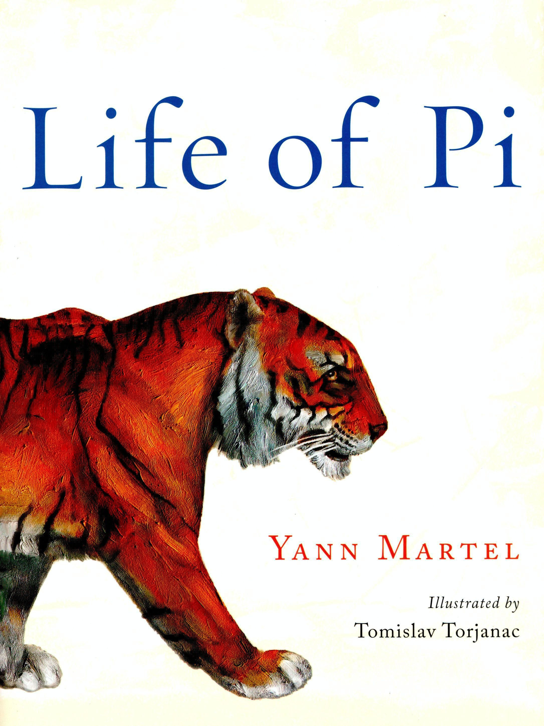 life of pi yann martel essay Life of pi in 2001, yann martel authored the fantasy adventure novel, life of pl it is a story about how the narrator and his family are transporting some of the animals from their zoo, when suddenly the ship sinks, and we see how the narrator succeeds in saving the three old adult bengal tiger, richard parker.