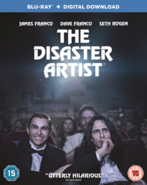 The Disaster Artist [DVD + Digital Download] [Blu-ray] [2017]