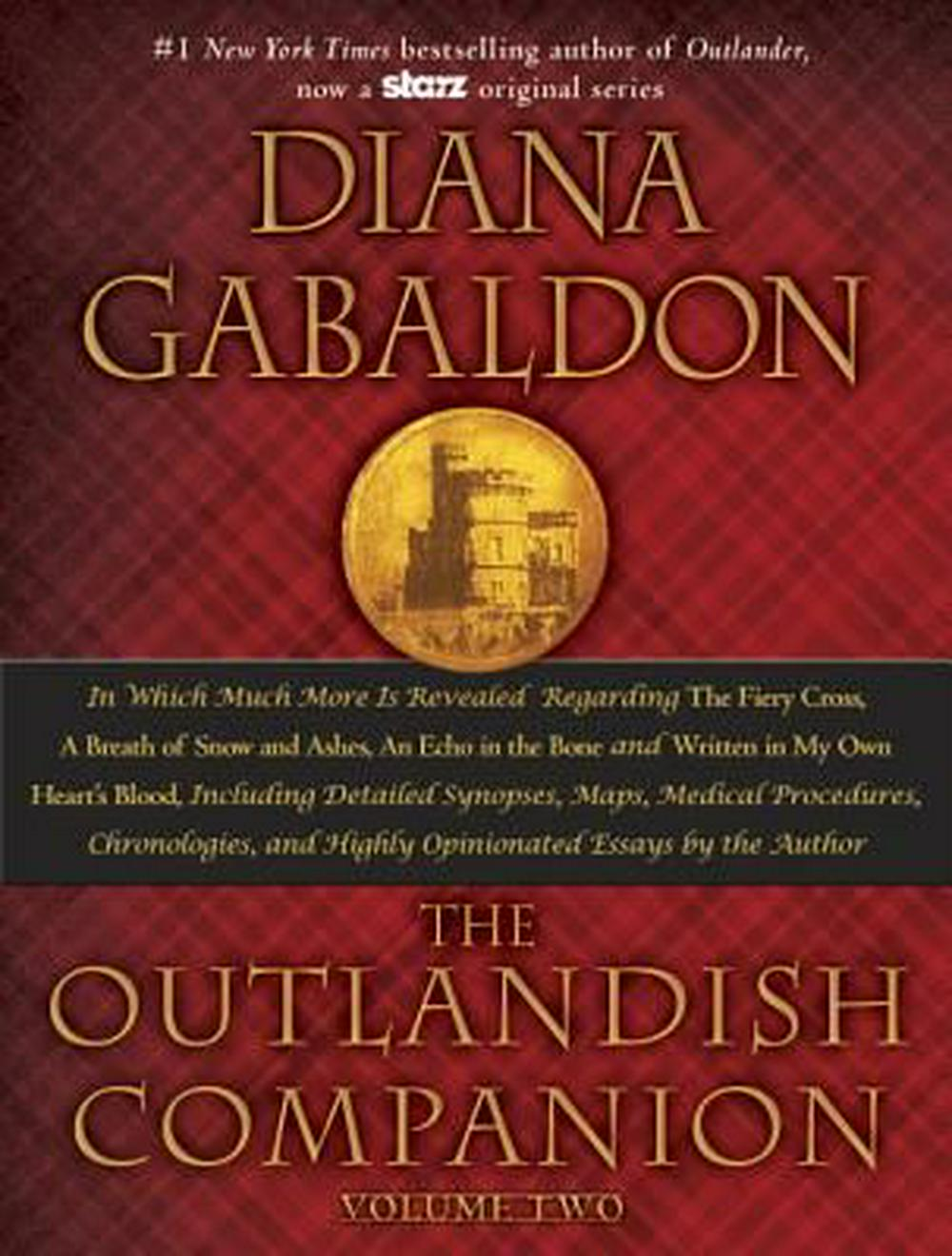 The Outlandish Companion: The Companion to the Fiery Cross, a Breath of Snow and Ashes, an Echo in the Bone, and Written in My Own Heart's Blood: 2 (Outlander)