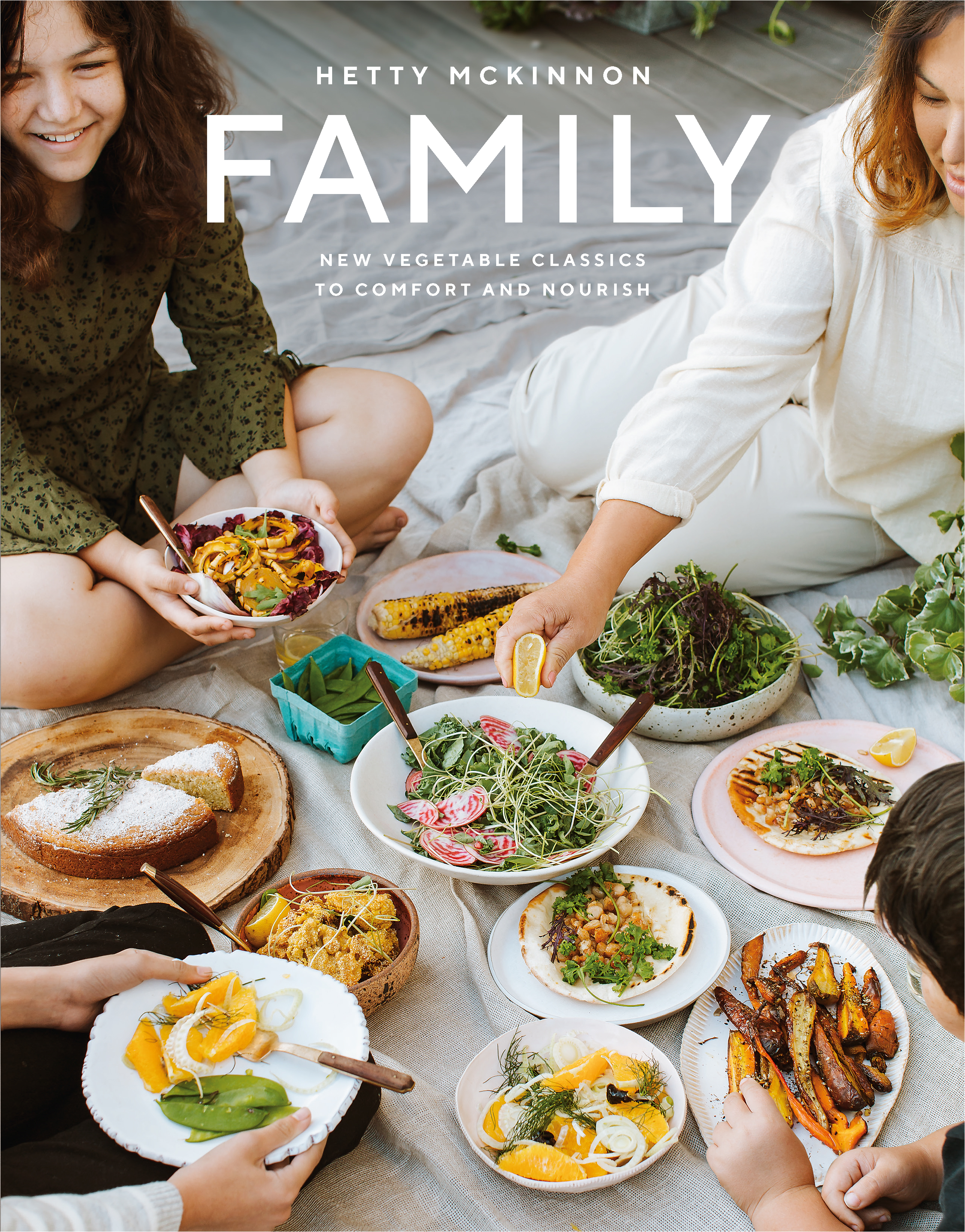Family: New Vegetable Classics to Comfort and Nourish by Hetty McKinnon, ISBN: 9781760554576