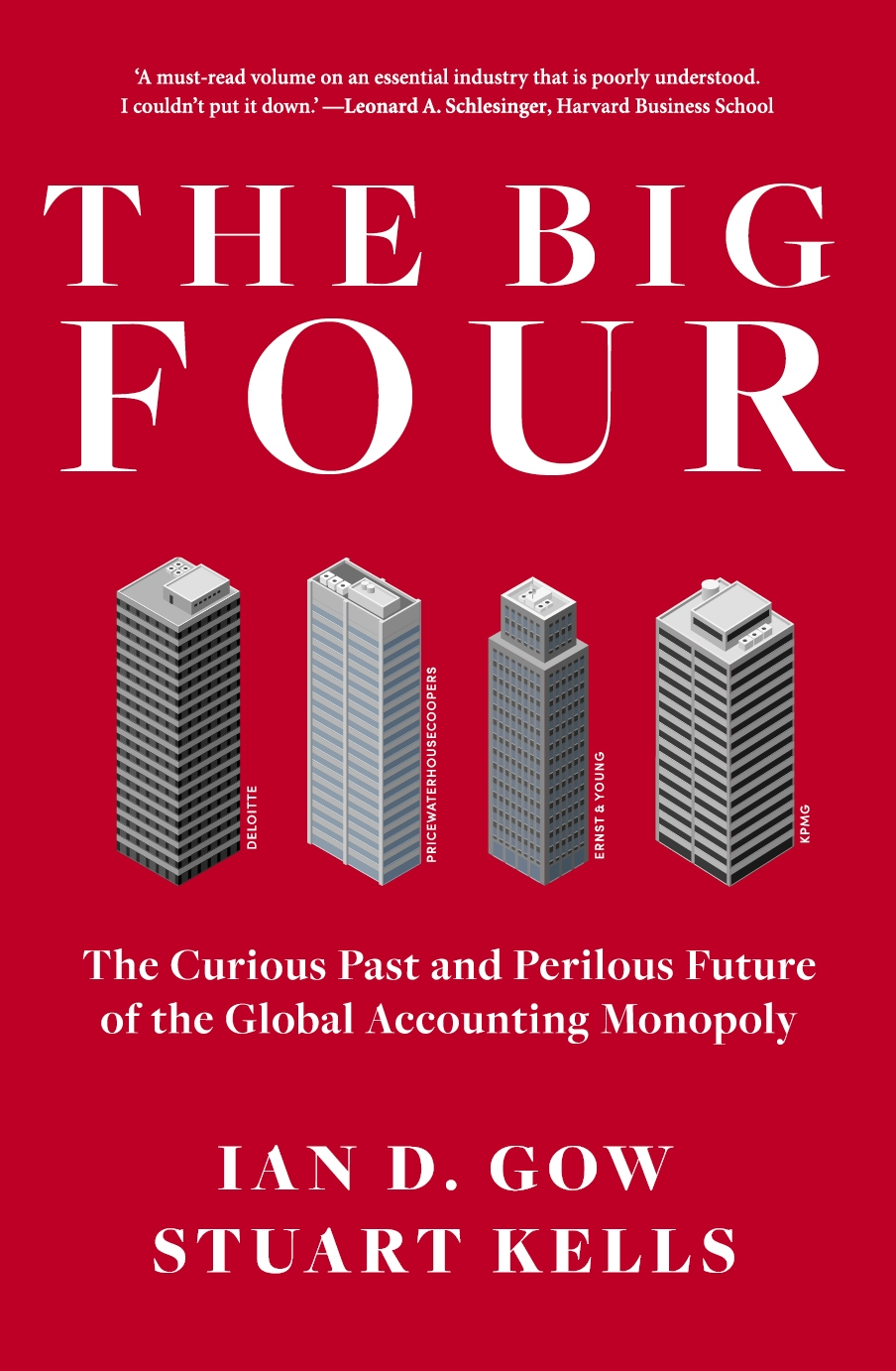 The Big Four: The Curious History and Perilous Future of a Global Monopoly by Stuart Kells, ISBN: 9781863959964