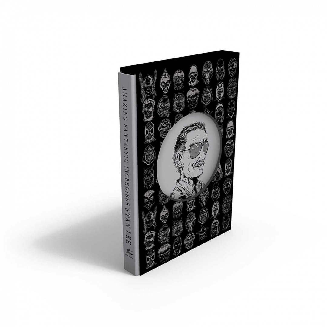 Amazing Fantastic Incredible Deluxe, Slipcase, Signed Edition: A Marvelous Memoir by Stan Lee, ISBN: 9781501122064