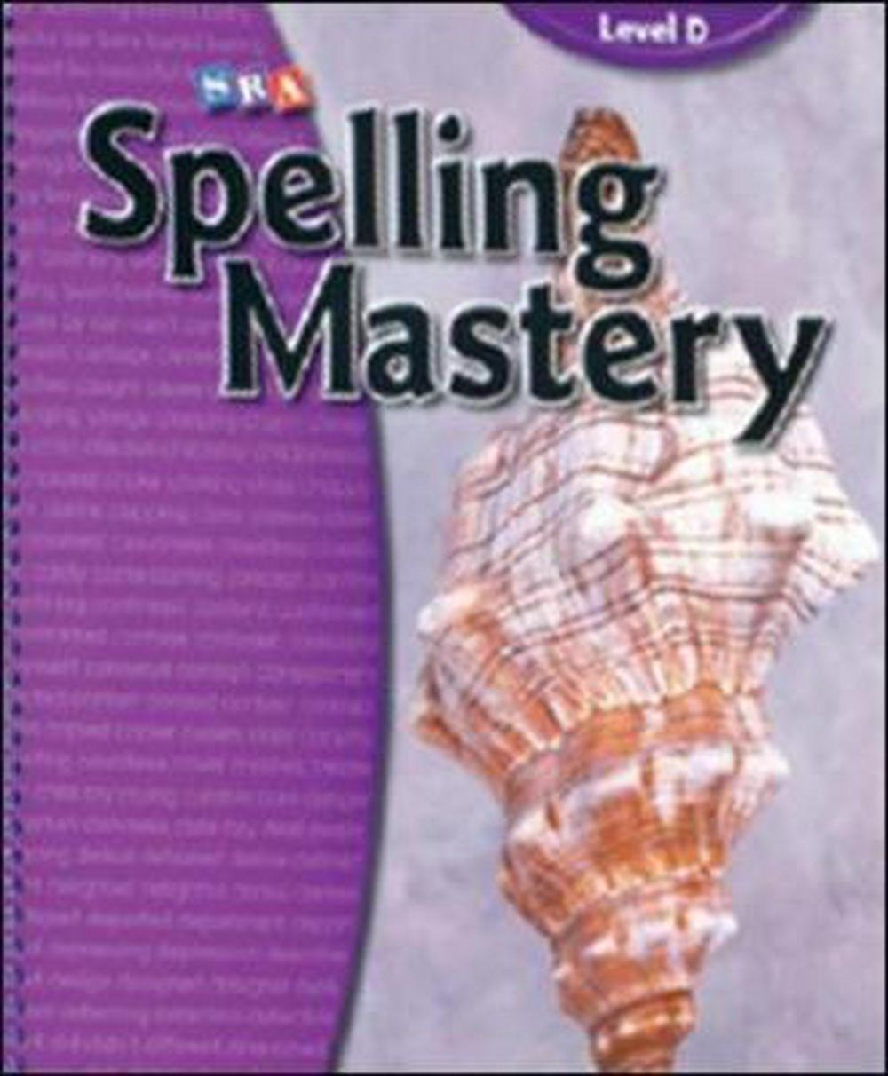 Spelling Mastery - Teacher Materials - Level D