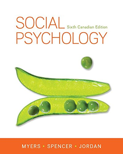 Social Psychology by Jack H. Curtis, ISBN: 9781259024658