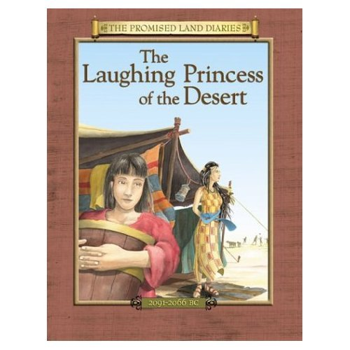 The Laughing Princess of the Desert