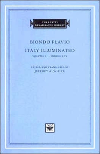 Italy Illuminated: Books I-IV v. 1