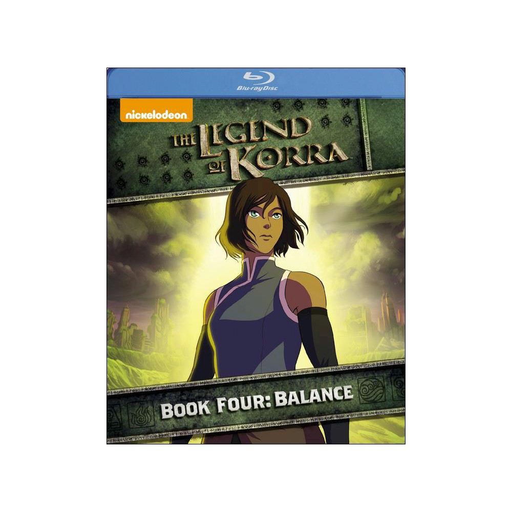 Legend of Korra: Book Four: Balance [Blu-ray] by , ISBN: 0032429212849