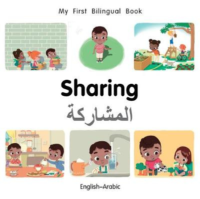 My First Bilingual Book-Sharing (English-Arabic)My First Bilingual Book