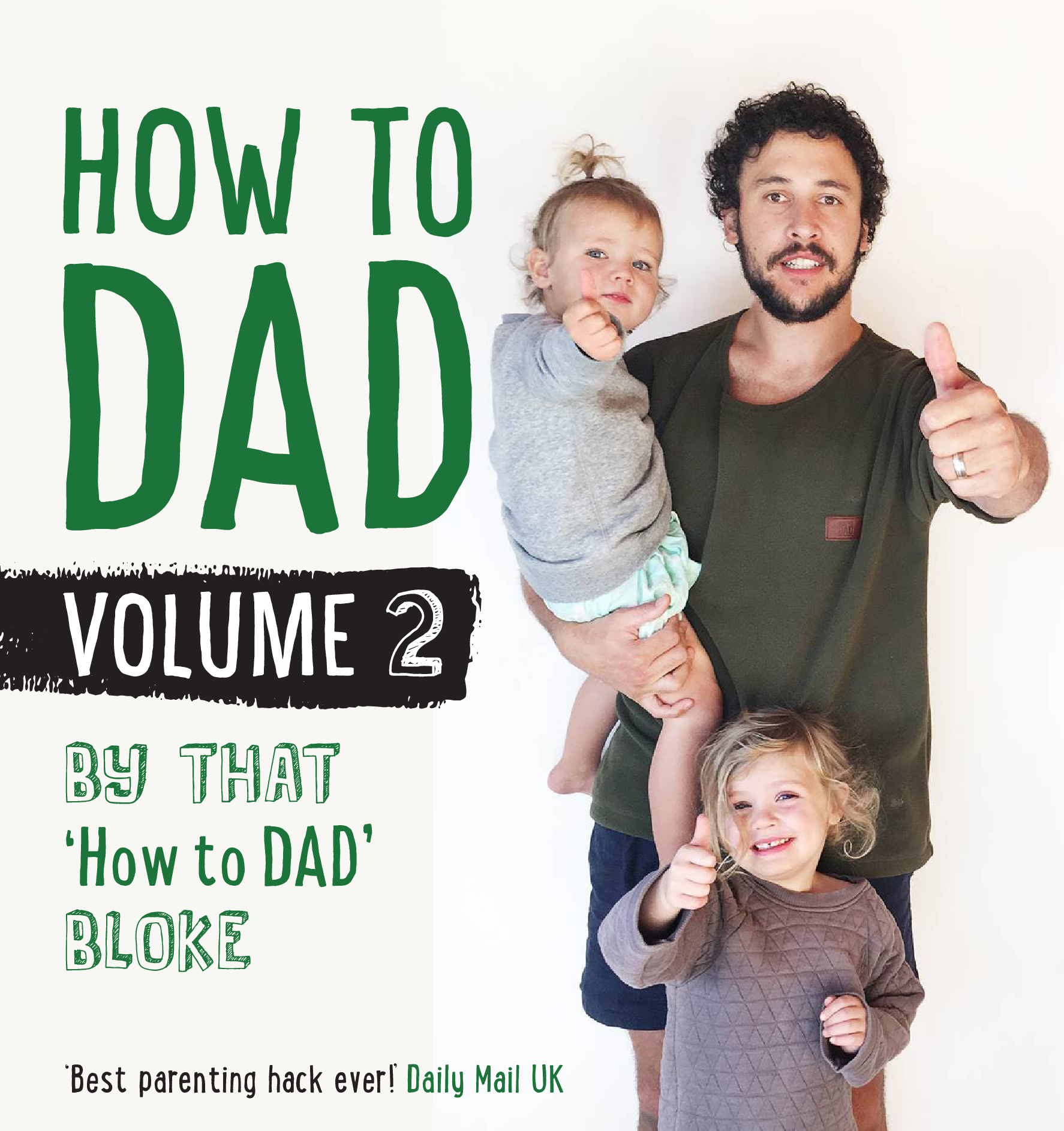 How to DAD Volume 2 by Jordan Watson, ISBN: 9781760631505