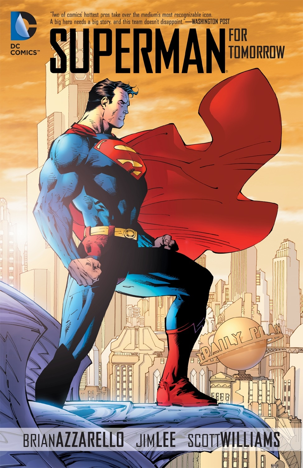 Superman: For Tomorrow by Brian Azzarello, ISBN: 9781401237806