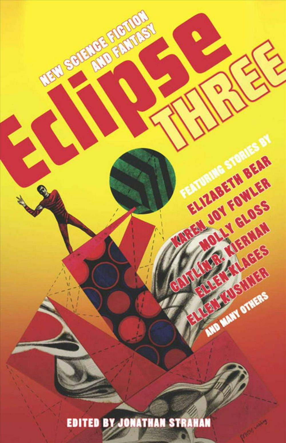 Eclipse: New Science Fiction and Fantasy v. 3