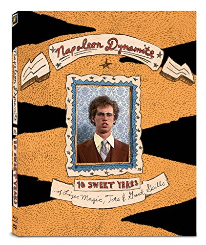 Napoleon Dynamite: 10th Anniversary Edition [Blu-ray & DVD] [Region B] -