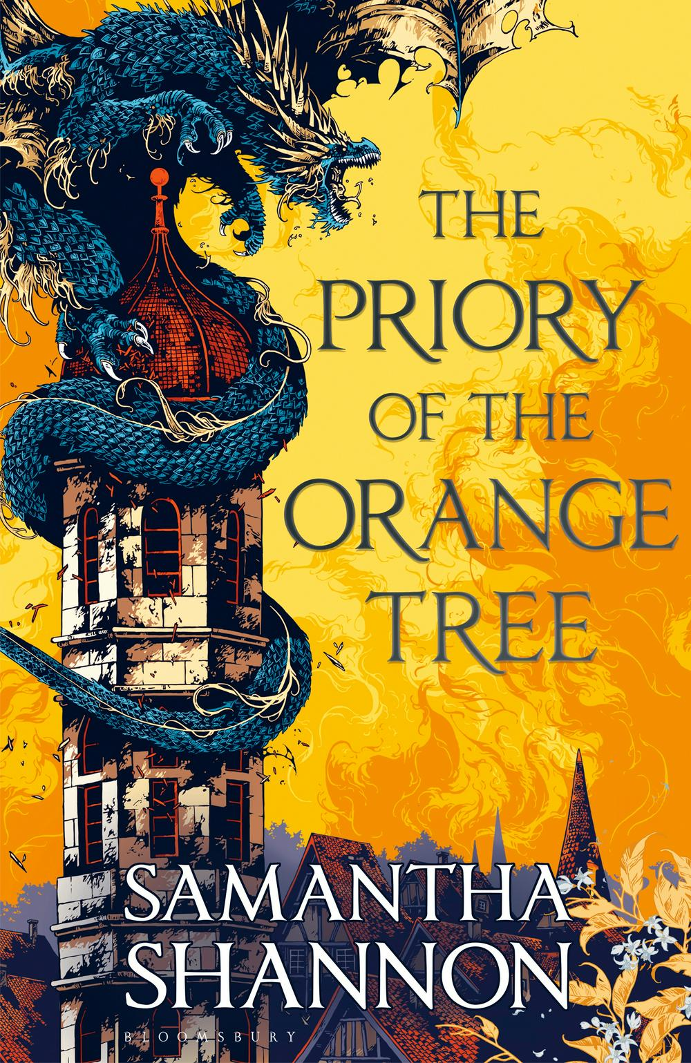The Priory of the Orange Tree by Samantha Shannon, ISBN: 9781408883464