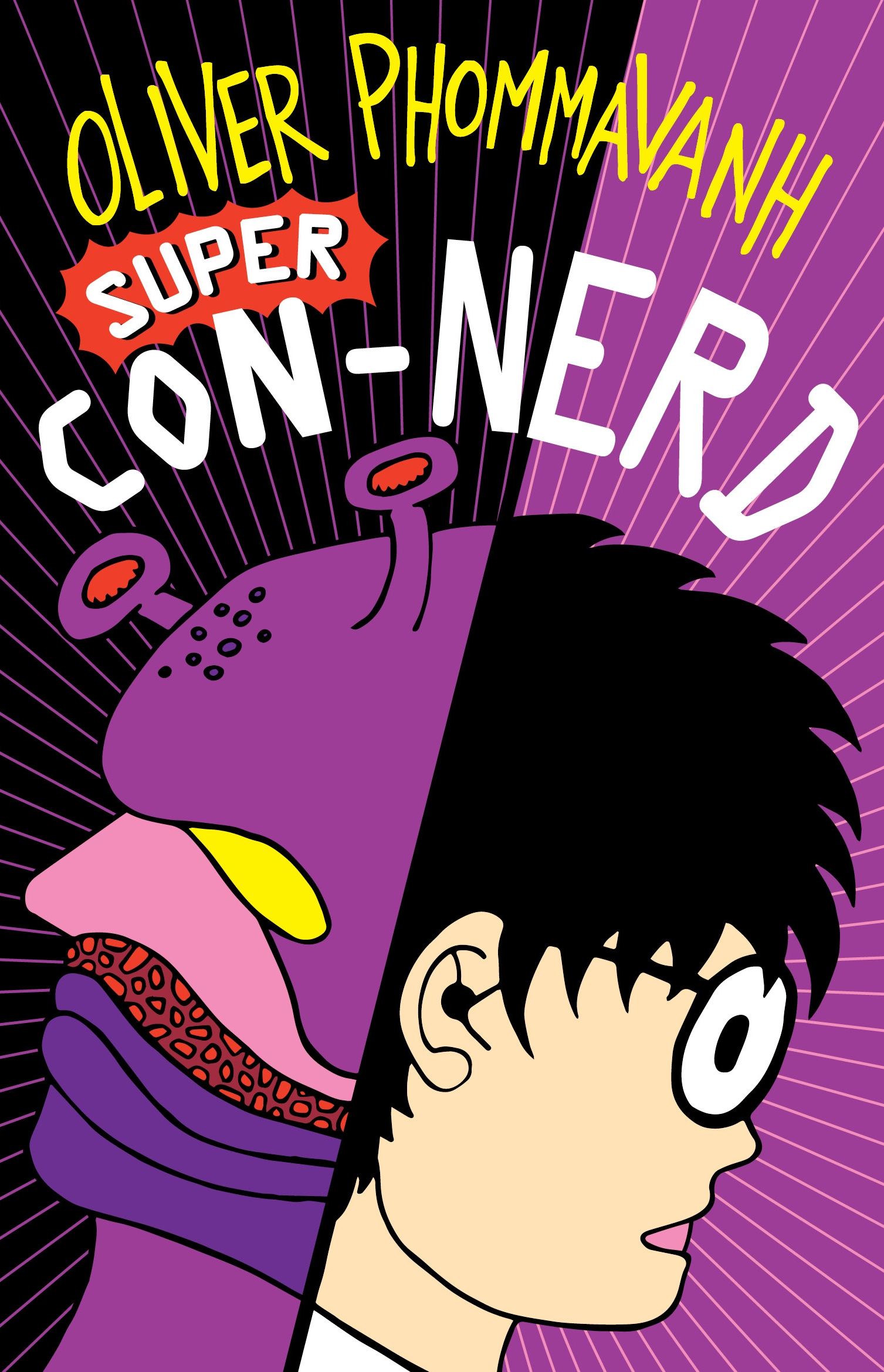 Super Con-Nerd by Oliver Phommavanh, ISBN: 9780143306535
