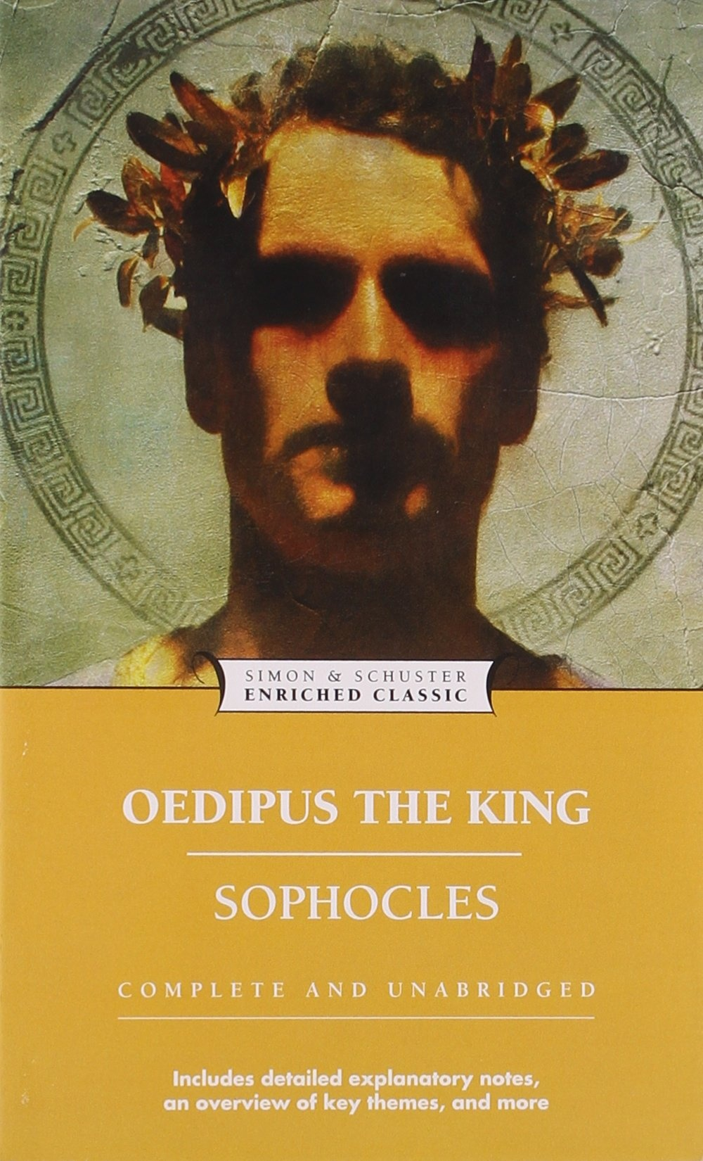 predestined fate in oedipus the king by sophocles Oedipus as a tragic hero oedipus king oedipus can be taken as a typical hero of classical tragedies his defiance of his predestined fate would be.