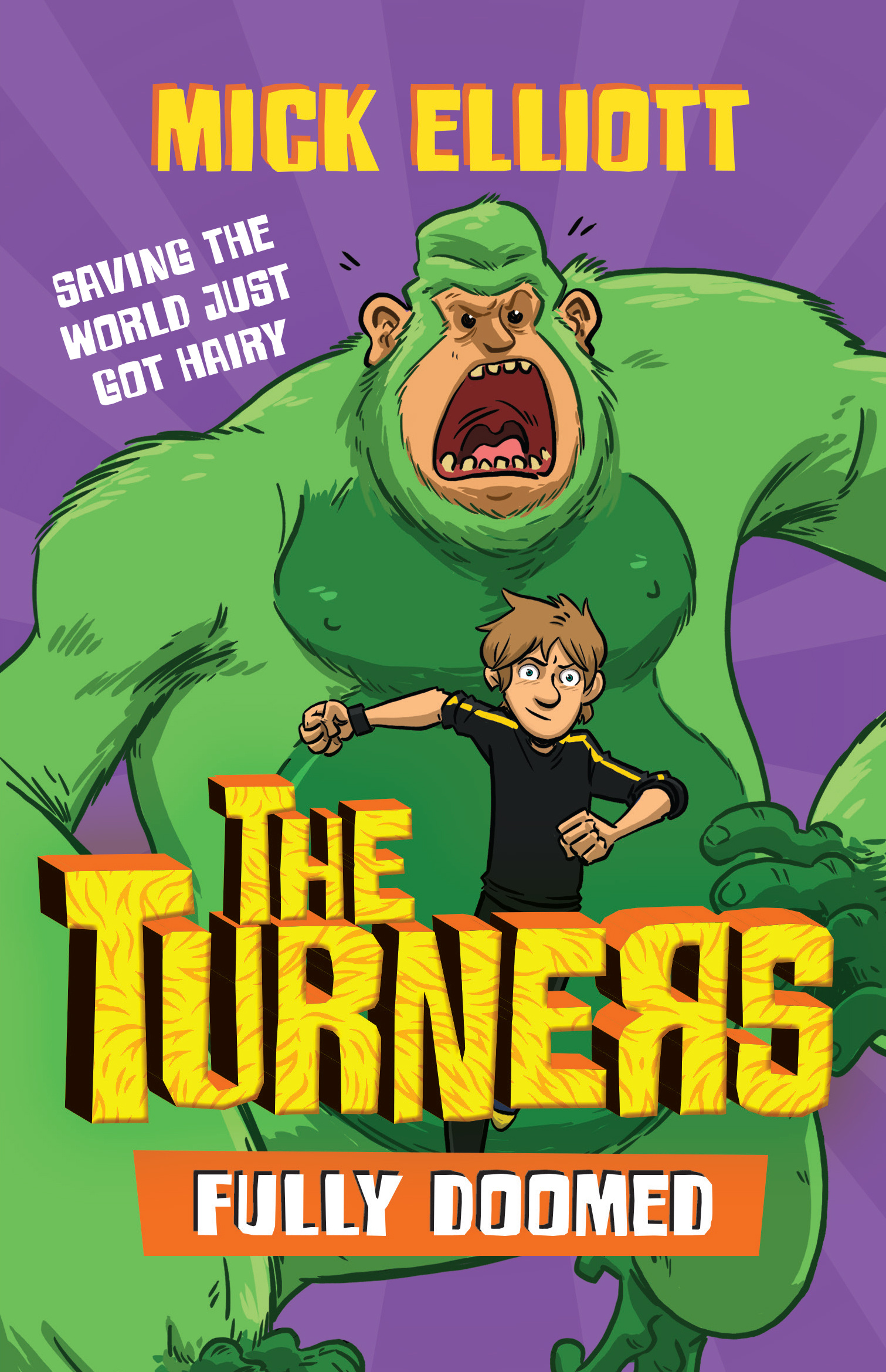 Fully DoomedThe Turners Book 3