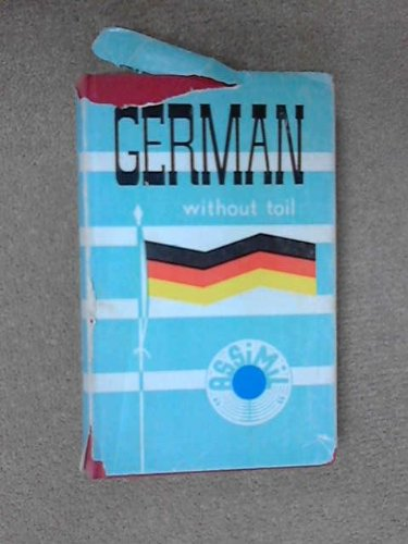 German without Toil