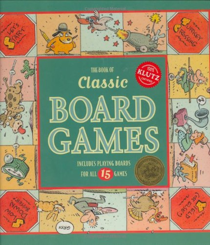 The Book of Classic Board Games by Sid Sackson, ISBN: 9780932592941