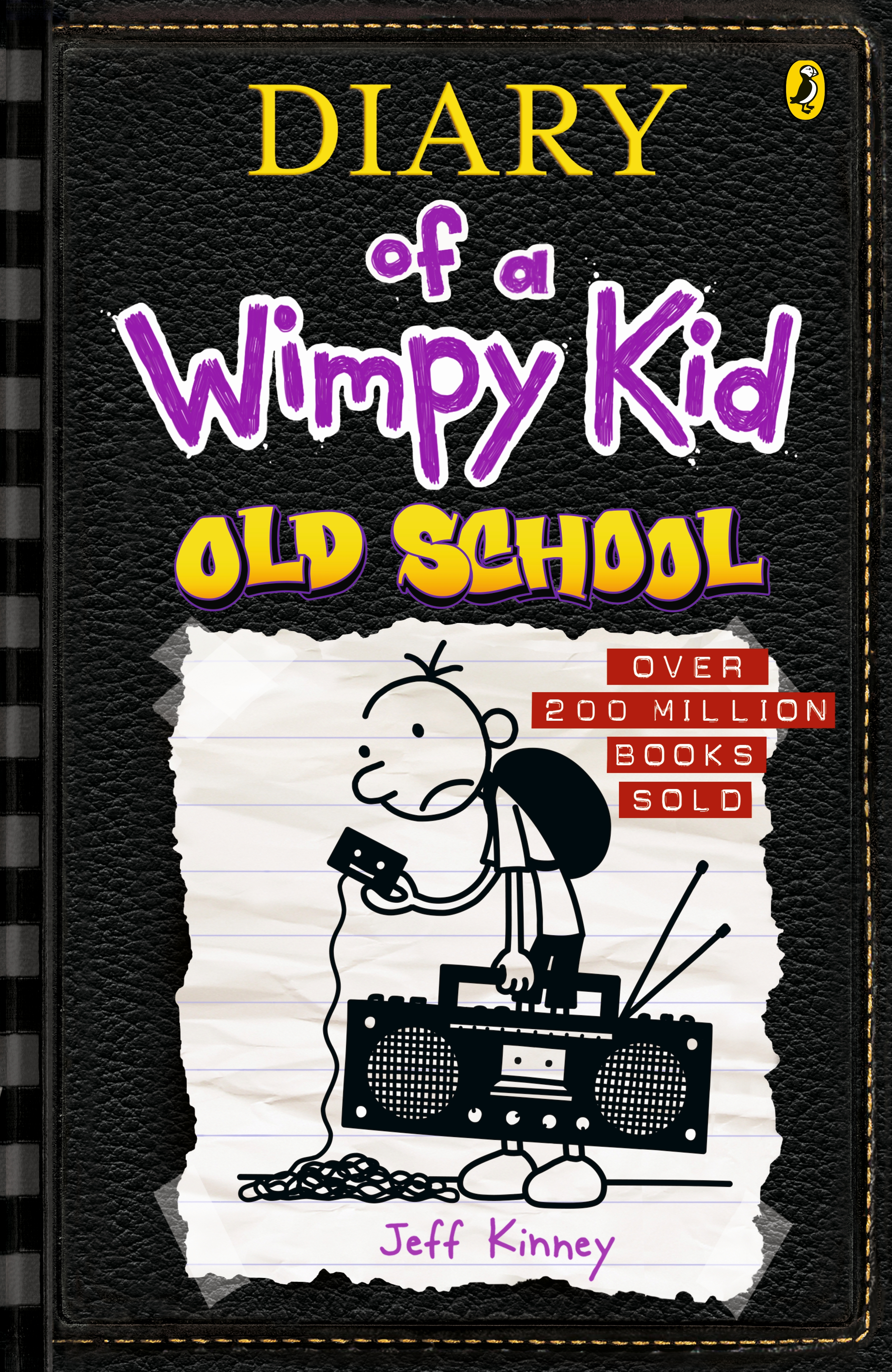 Cover Art for Old School (Diary of a Wimpy Kid), ISBN: 9780143309000