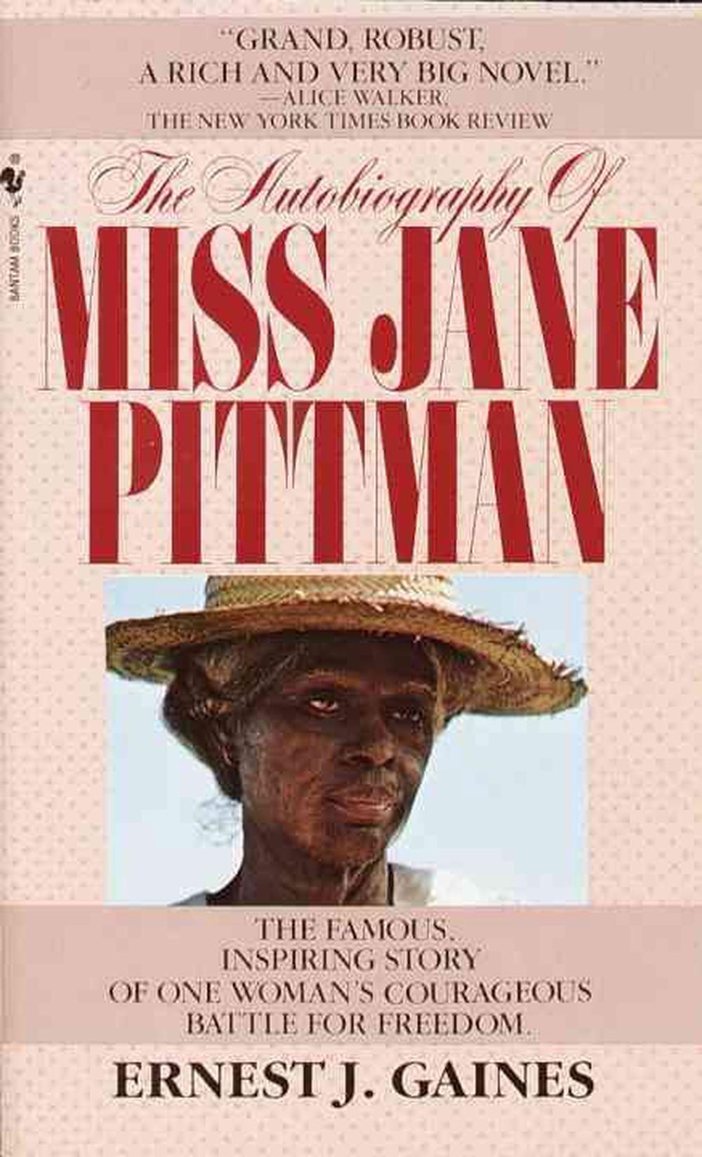 an introduction to the autobiography of miss jane pittman and the concept of civil rights movement i With the exception of the autobiography of miss jane pittman  pioneer in the civil rights movement in expanding the concept of what makes up american.