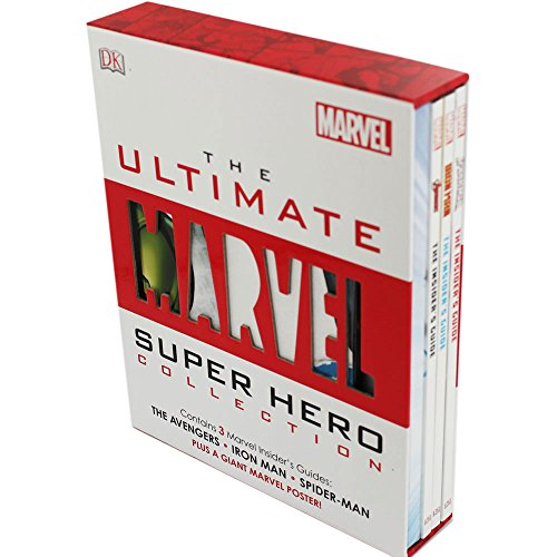 The Ultimate Marvel Superhero Collection (Hardback)