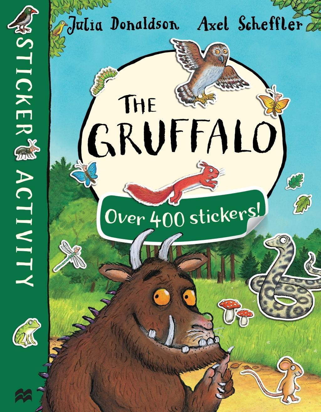 Gruffalo Sticker Book