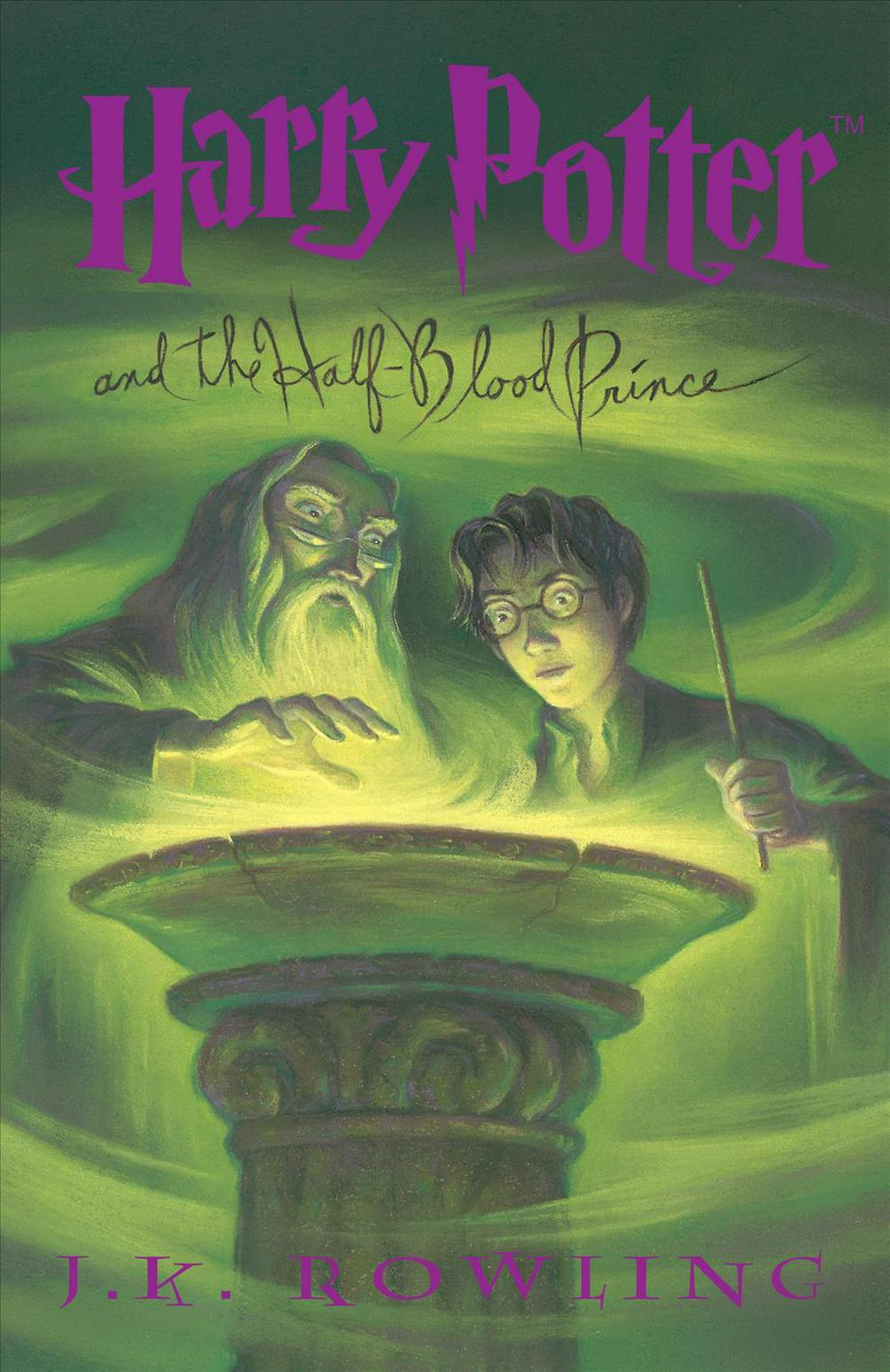 Harry Potter and the Half-Blood Prince by J K Rowling, ISBN: 9781594132216
