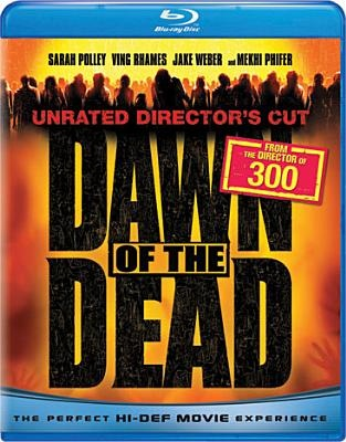 Dawn of the Dead (Unrated Director's Cut) [Blu-ray] by Universal Home Video, ISBN: 0025195045674