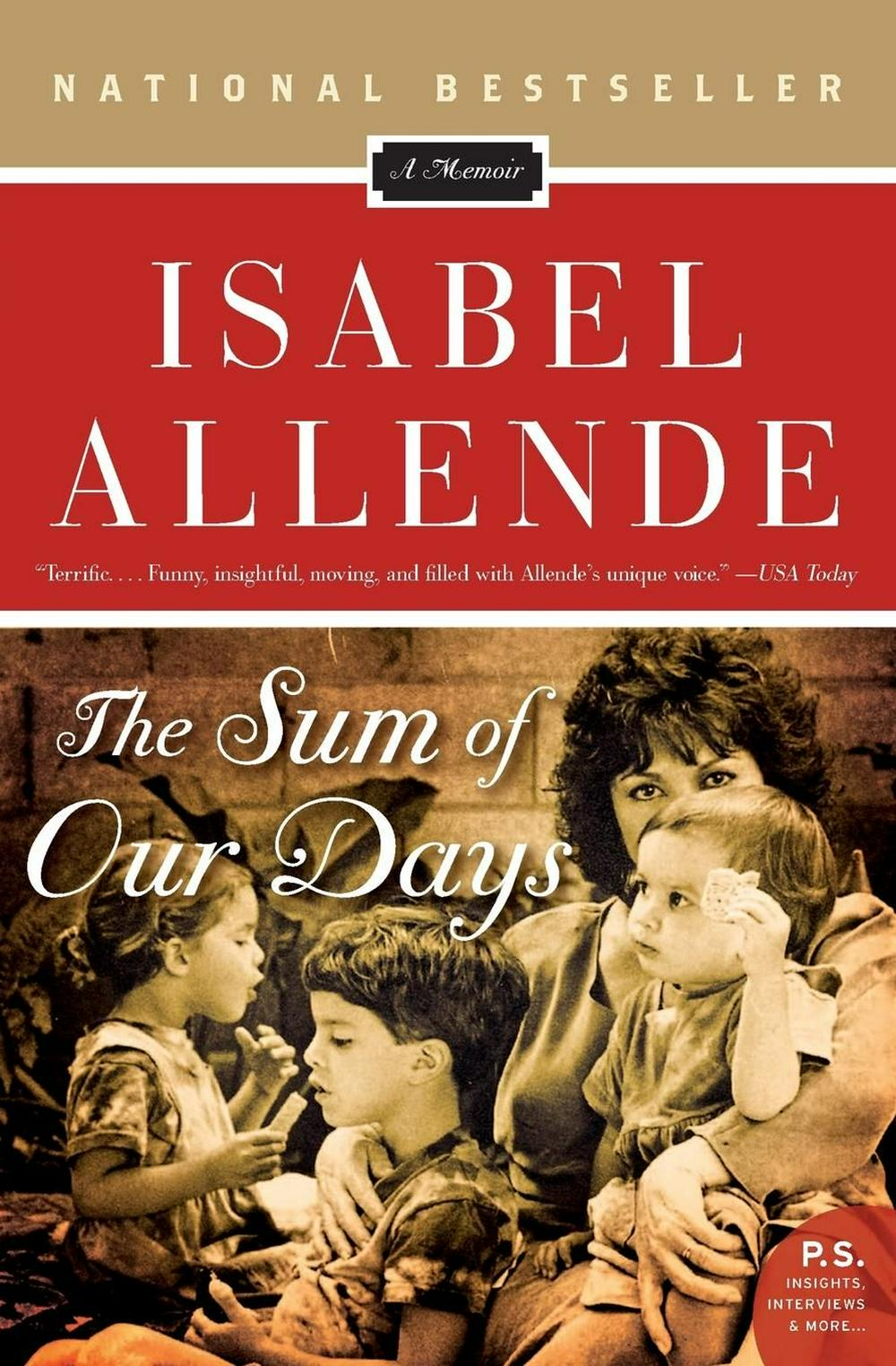 the use of imagery in the judges wife by isabel allende