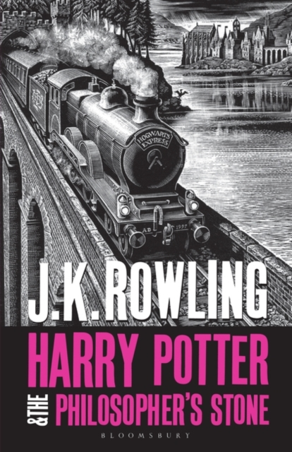 Harry Potter and the Philosopher's Stone by J.K. Rowling, ISBN: 9781408894620