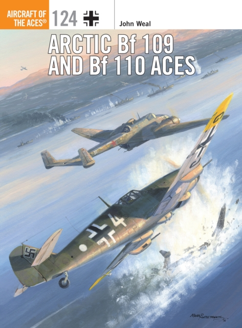 Arctic Bf 109 and Bf 110 Aces  (Aircraft of the Aces 124) (Aircraft of the Aces (Osprey))