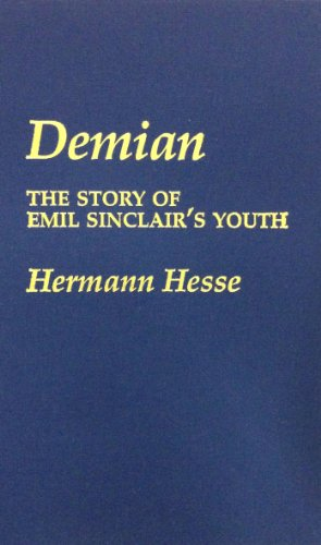 an analysis of the story demian by hermann hesse Find great deals on ebay for demian shop with confidence.