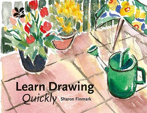 Learn Drawing Quickly by Sharon Finmark, ISBN: 9781911358404