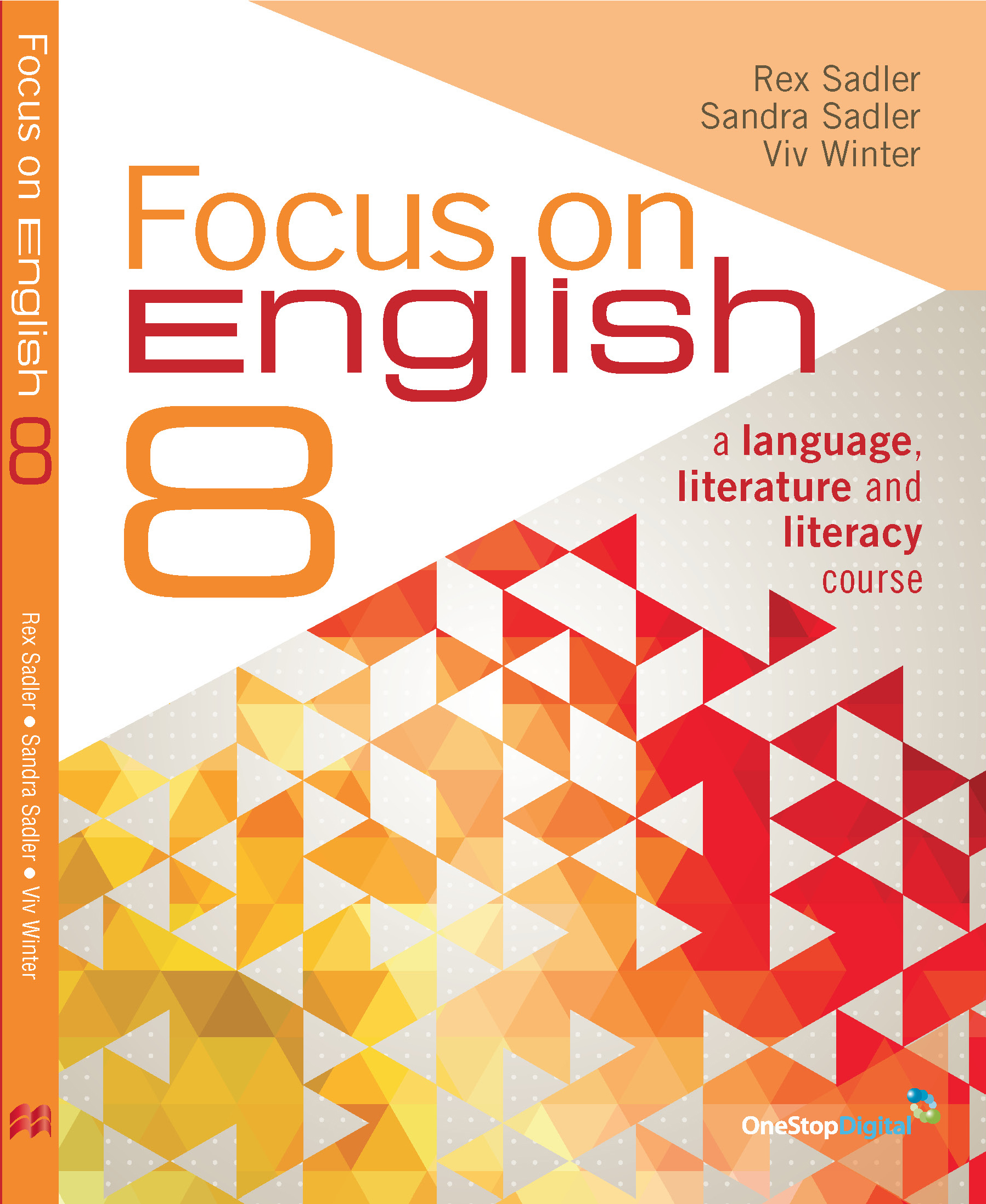 Focus on English 8 - Student Book