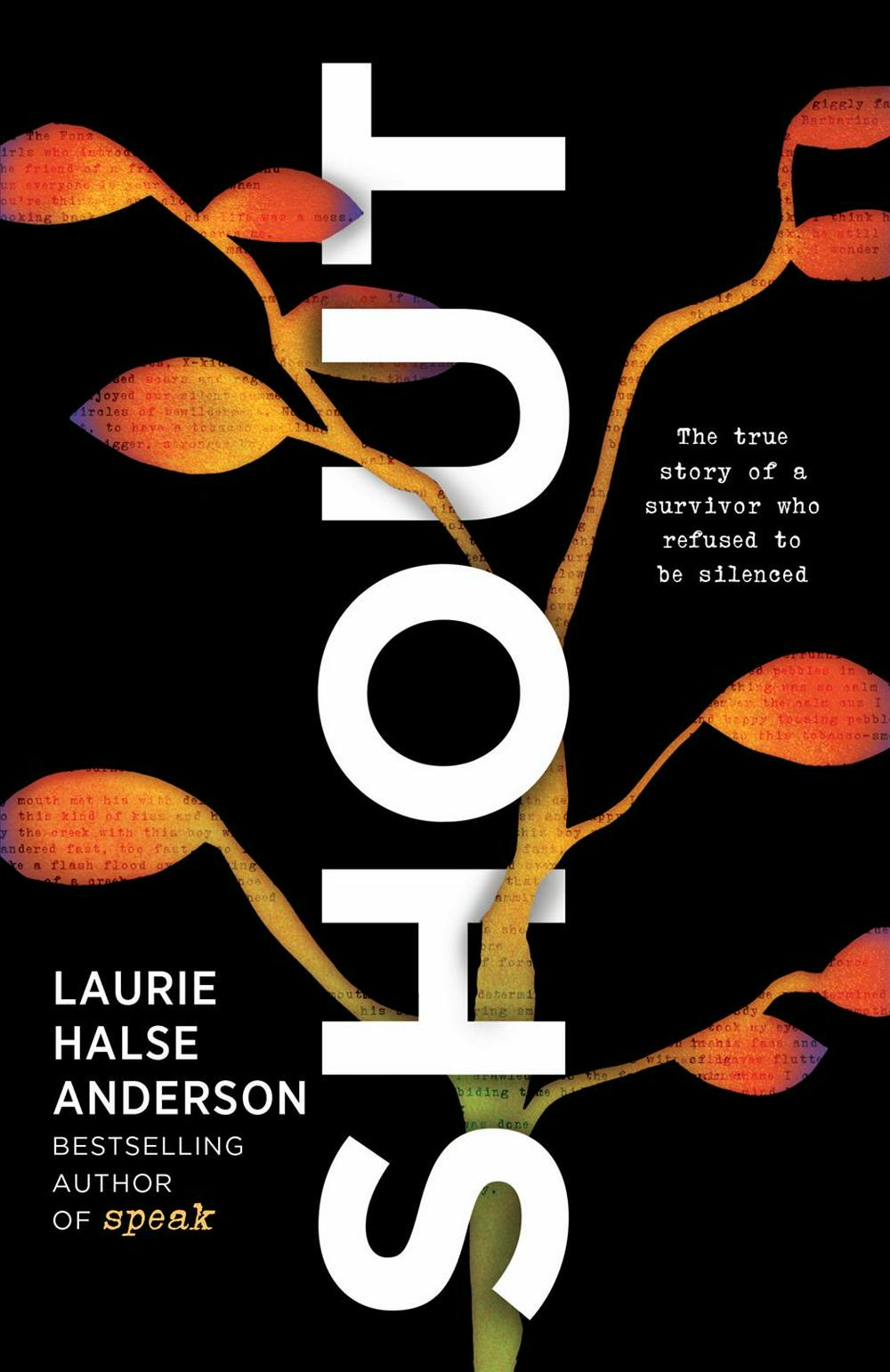 Shout by Laurie Halse Anderson, ISBN: 9780670012107