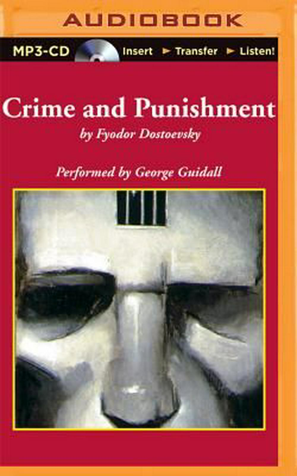 the suffering in the characters role in crime and punishment by fyodor dostoevsky Suffering in crime and punishment in the novel crime and punishment, by fyodor dostoevsky, suffering is an integral part of every character's role however, the message that dostoevsky wants to present with the main character, raskolnikov, is not one of the christian idea of salvation through suffering.