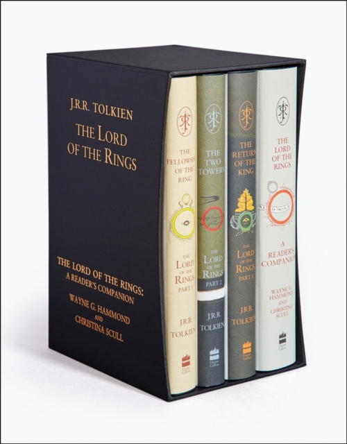 The Lord of the Rings Boxed Set by J. R. R. Tolkien, ISBN: 9780007581146