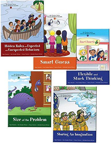 We Thinkers! Volume 2 - Five Storybook Set by Ryan E. Hendrix, ISBN: 9781936943340