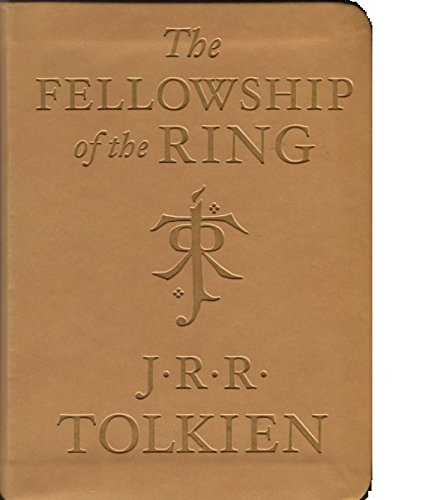 a review of the fellowship of the rings by j r r tolkien The lord of the rings: the fellowship of the ring, the two towers, the return of the king ebook: j r r tolkien: amazoncomau: kindle store.