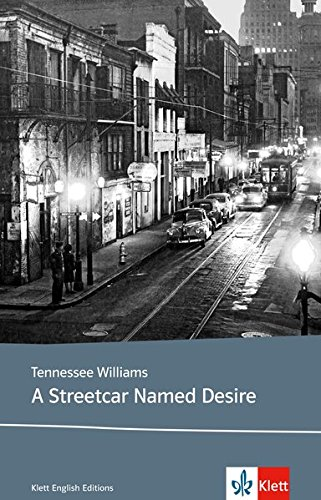 A Streetcar Named Desire by Tennessee Williams, ISBN: 9783125782112