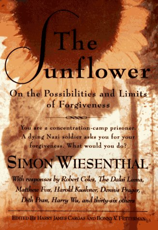 an analysis of the book the sunflower written by simon wiesenthal Simon wiesenthal, a nazi concentration camp survivor he was also an author and his book, the sunflower, is one of the most riveting reads you'll ever enjoy.