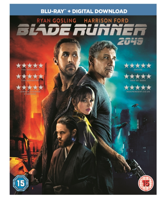 Blade Runner 2049 [Blu-ray] [2017] by Sony Pictures Home Ent., ISBN: 5050629049336